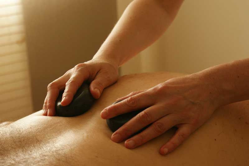 Hot Stone Massage Therapy in Dublin