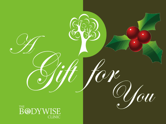 bodywise clinic gift vouchers christmas