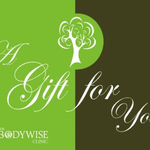 bodywise clinic dublin treatment gift voucher
