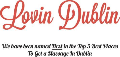 Lovin Dublin Top Massage in Dublin Award