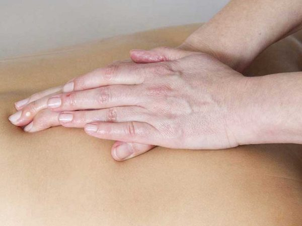 lymphatic drainage massage gift voucher