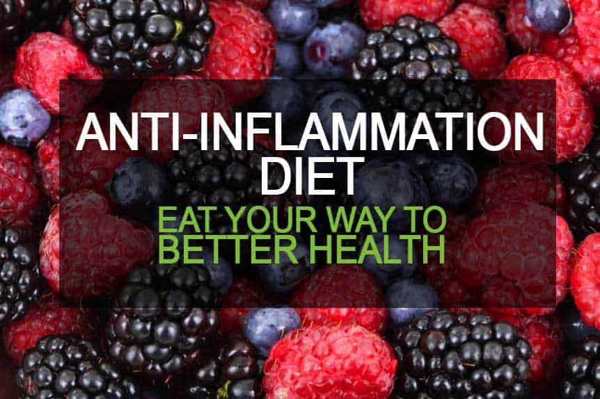 Anti-Inflammation and Diet – Eat Your Way to Better Health