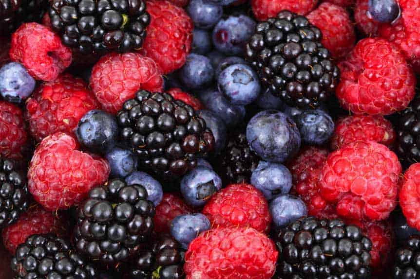 berries high in antioxidants-and-anti inflammatory properties