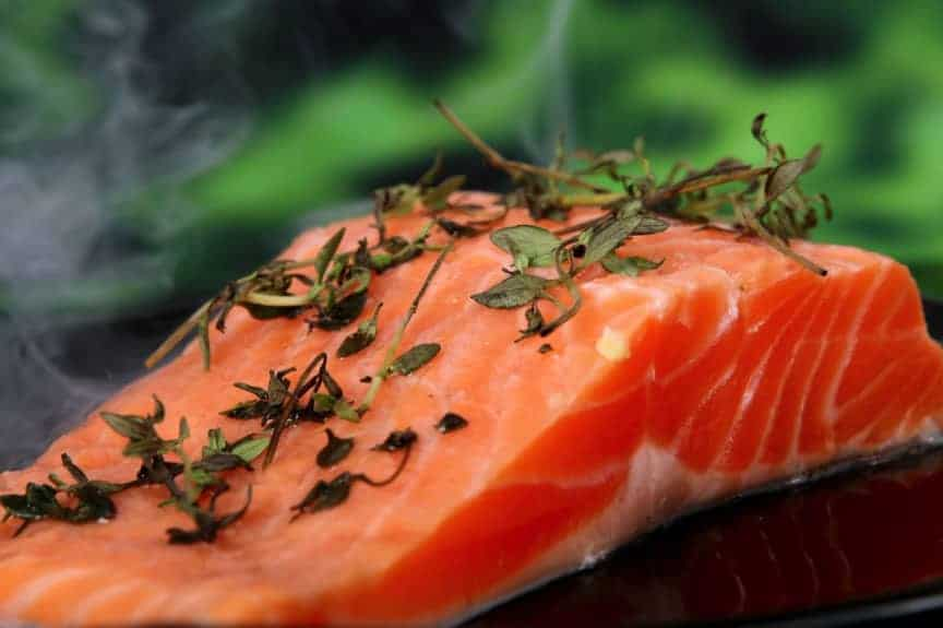 eat salmon to prevent inflammation