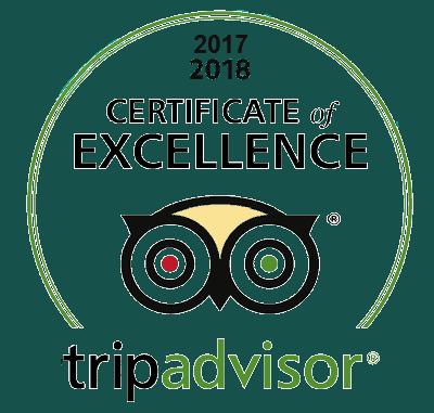 Number 1 spa and wellness on TripAdvisor Dublin