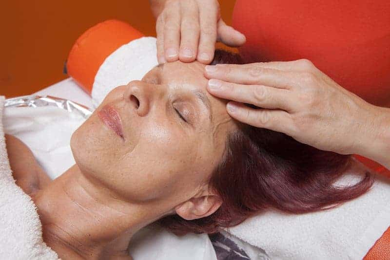lymphatic drainage for cortisol reduction