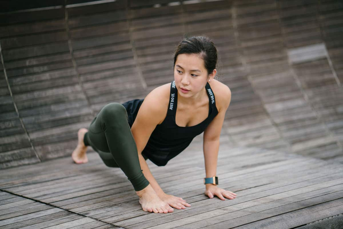 hip flexor stretches for pain relief and better posture