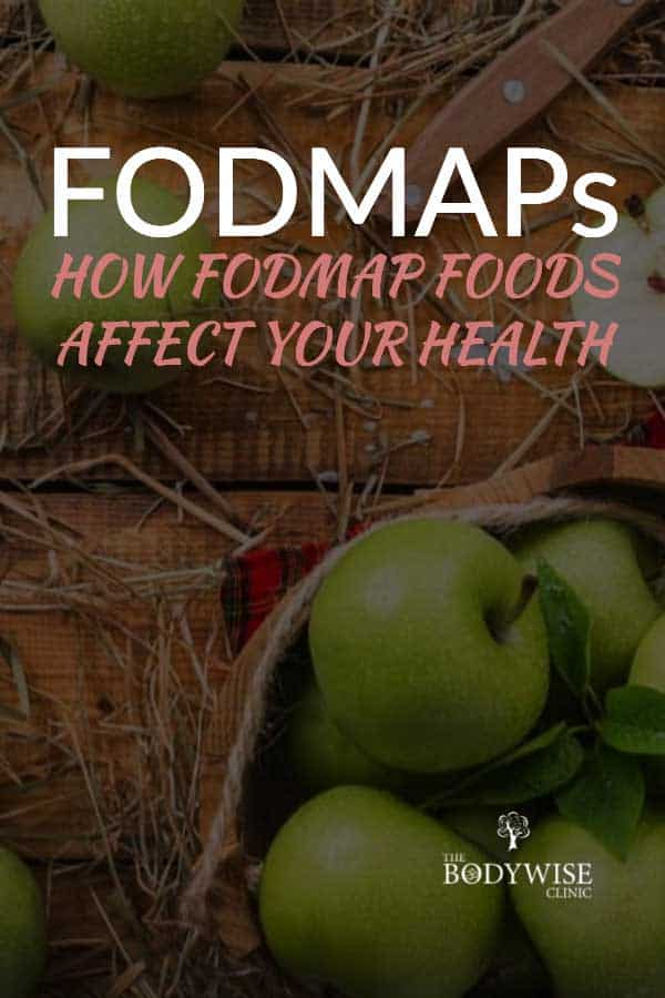 The FODMAP diet and how FODMAPs affect our health - Bodywise Nutrition