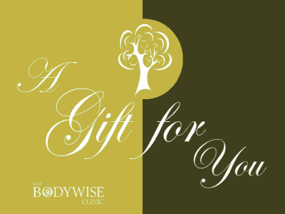 bodywise clinic gift vouchers