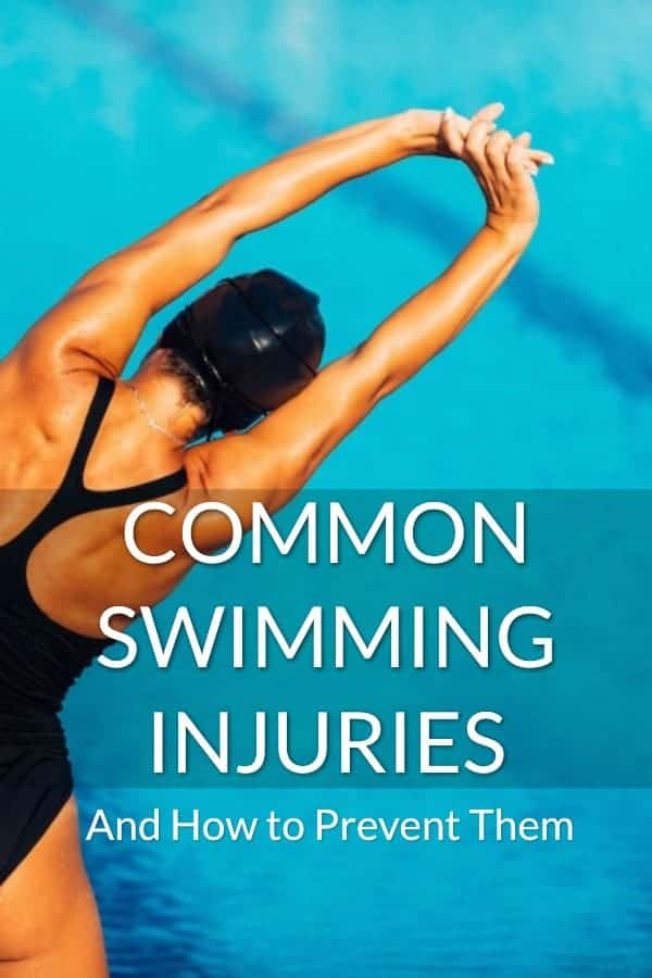 How to stretch for swimming to avoid injuries